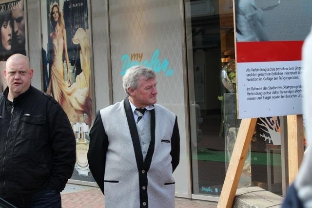 Lars Kaiser und Ulrich Dzikonski